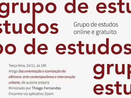 #33: Documentação e iconização do efêmero, com Thiago Fernandes