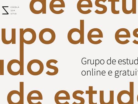Dezembro - Grupo de estudos Aymoré/Escola Sem Sítio