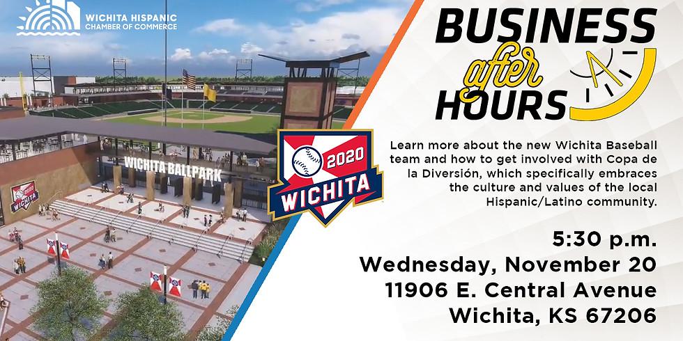 Wichita Baseball Business After Hours