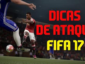 Como atacar em Fifa 17 [FIFA 17]