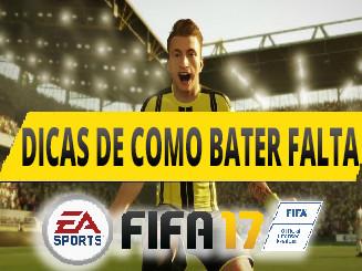 Aprenda a como Cobrar Falta em FIFA 17