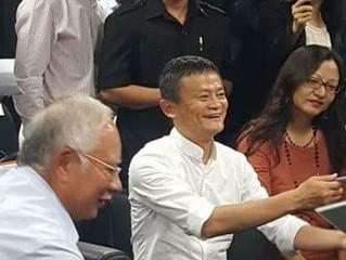 DFTZ Goes LIVE and Jack Ma