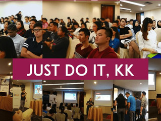 Just Do it - First eCommerce Event in Ipoh & Future Plans