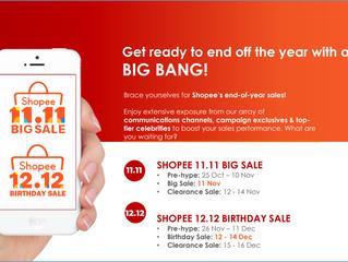 Shocking Shopee Conference, Shocking Sale, Shocking Revelation.