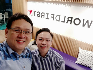 First Cross-Border Interview! with WorldFirst.