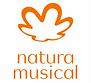 logomarca Natura Musical