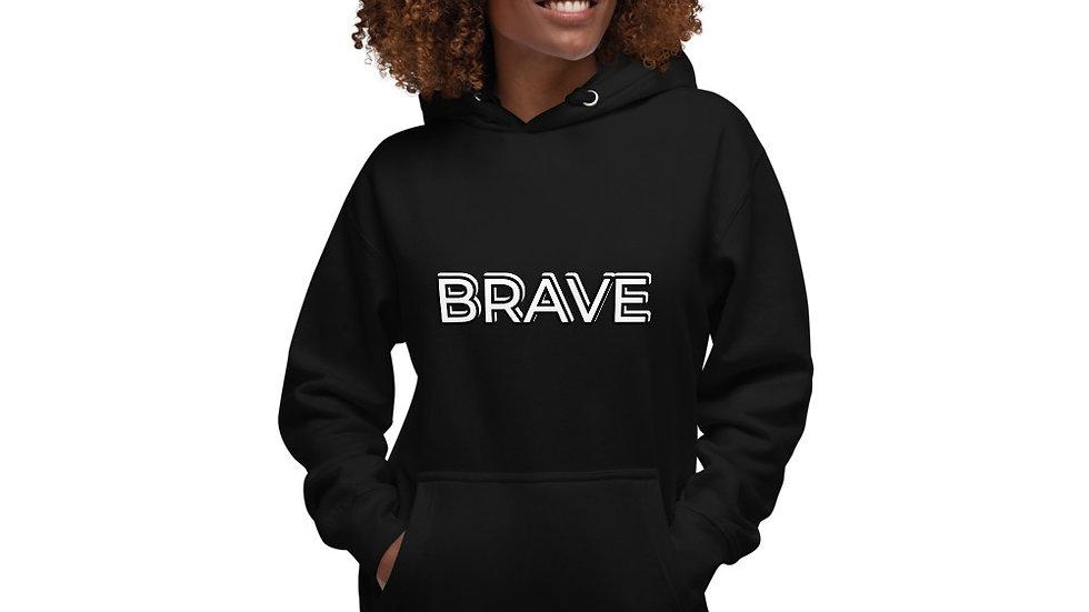 Brave On Hoodie