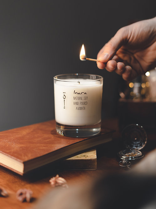 Avobath - 220g Candle