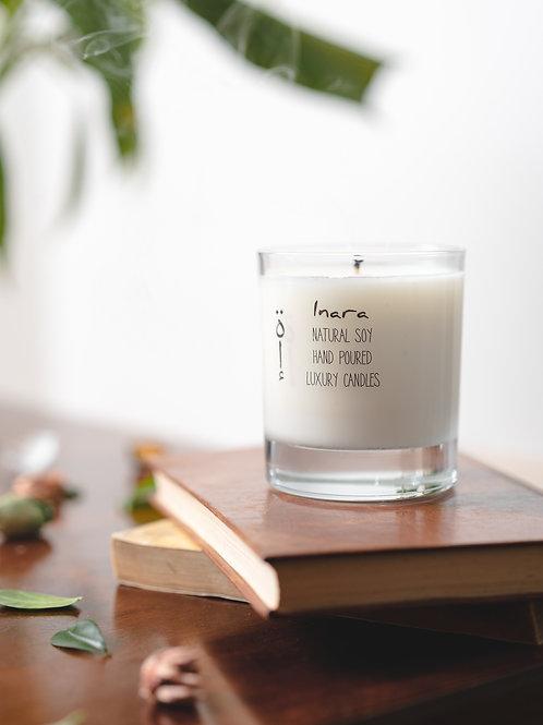 Black Plum & Rhubarb - 220g Candle