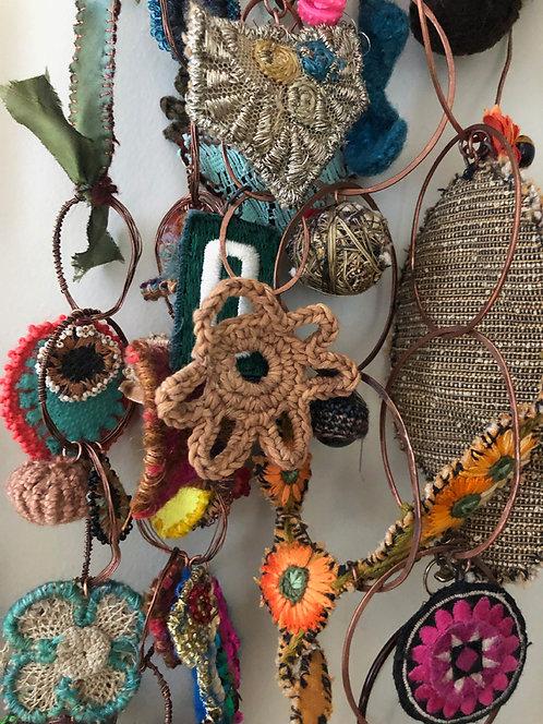 Fiber Jewelry with Jodi Colella