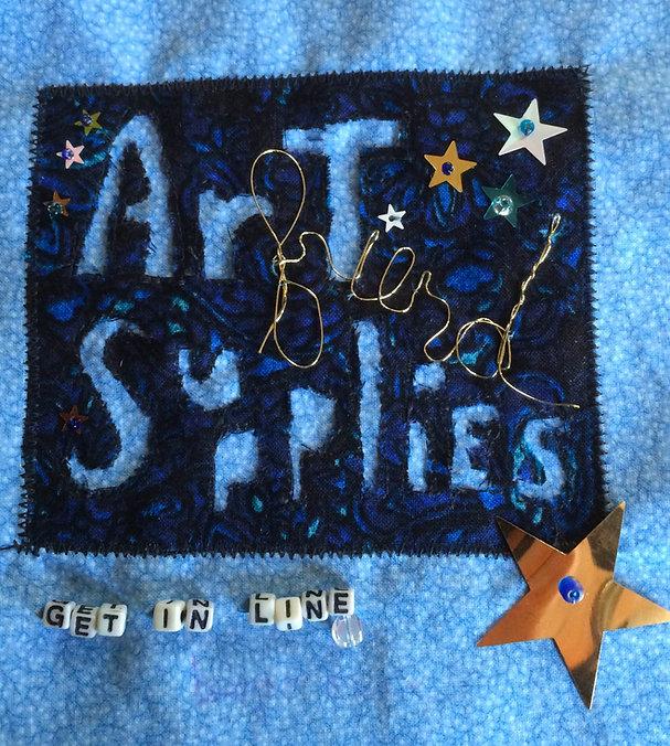Annual Needlearts Swap - Art Supplies