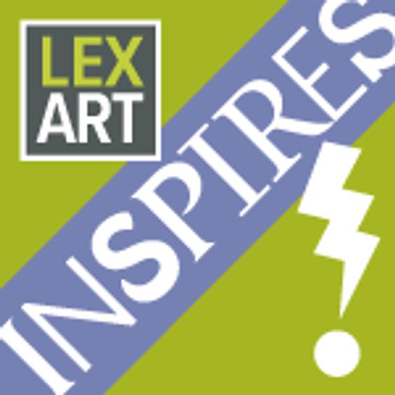 LexArt Inspires! with Bill Novick and Guy van Duser (1)