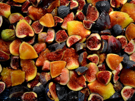 Des fruits ? Un clafoutis !