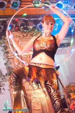 astral pre party hoop