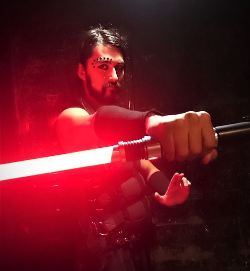 FloWarrior Lightsaber Jedi Sith