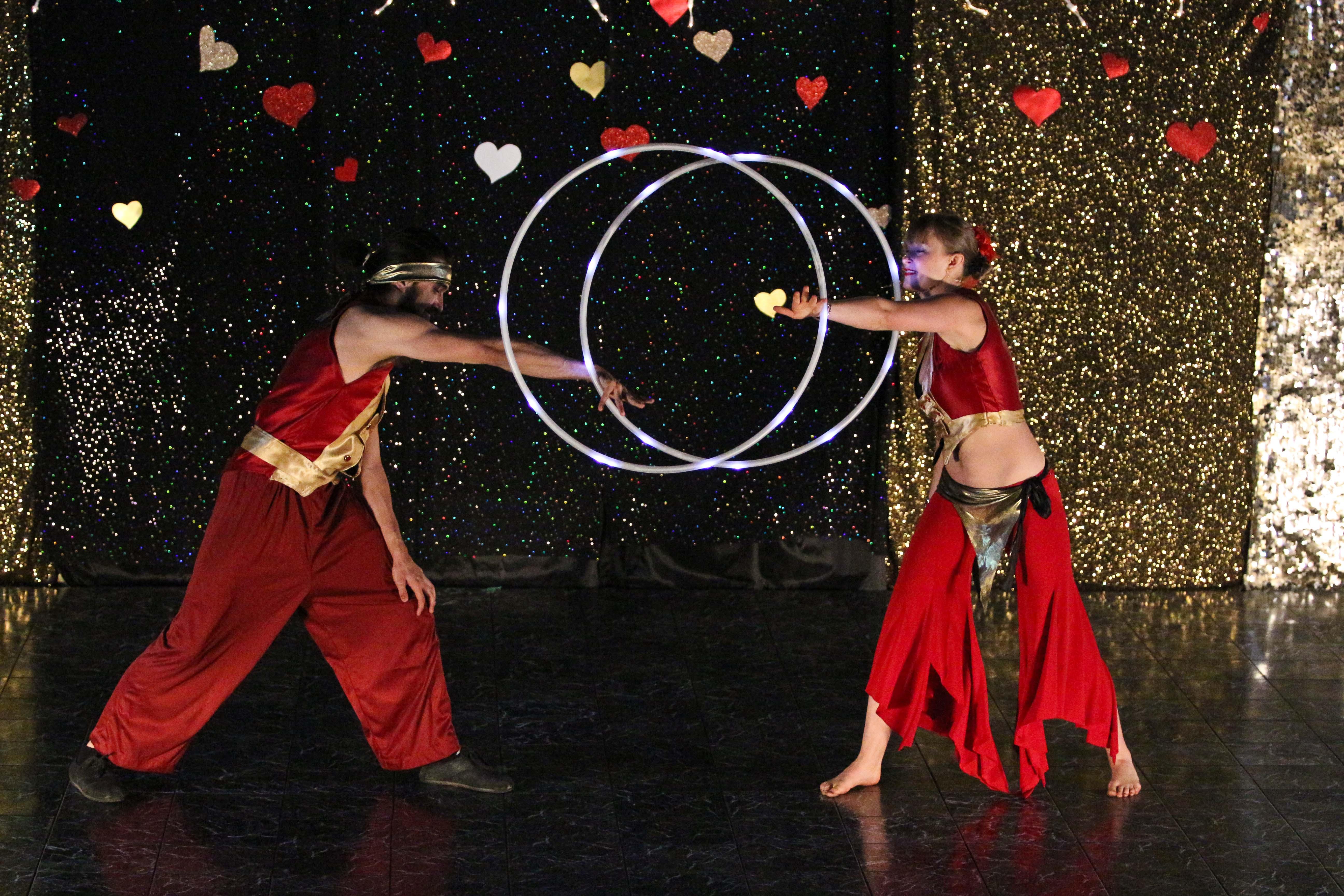 Les Trois Femmes Gala 2014
