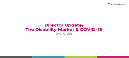 Director Update - Covid impact on the di