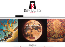Revealed Gallery