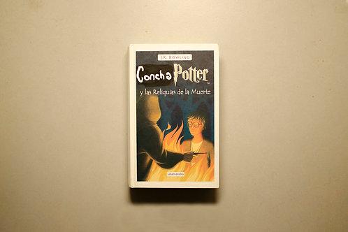 Concha Potter y las Reliquias de la Muerte