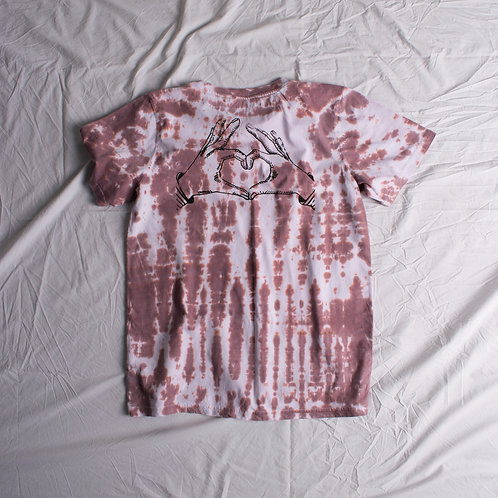 Marble 'Love' T-Shirt - Adults