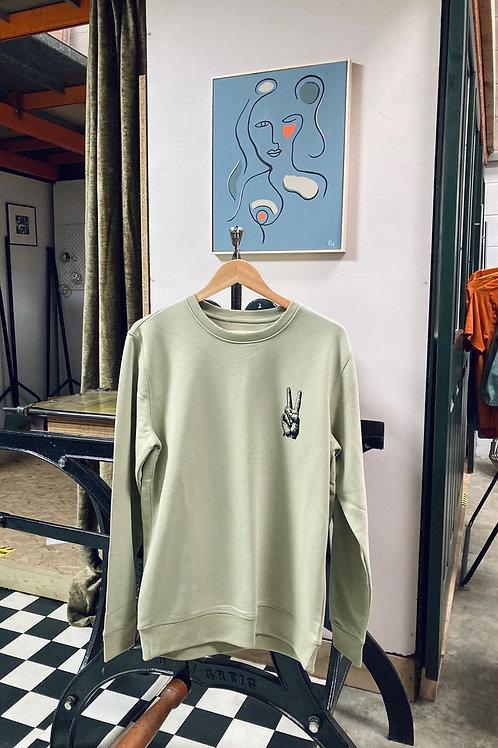 Adult Peace Sweatshirt