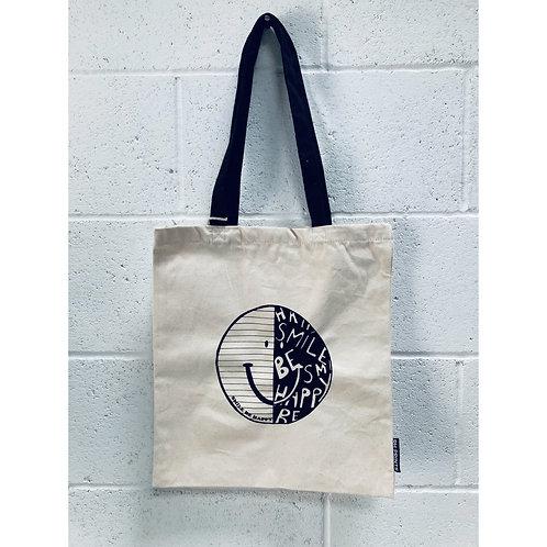 'Happy' Tote Bag