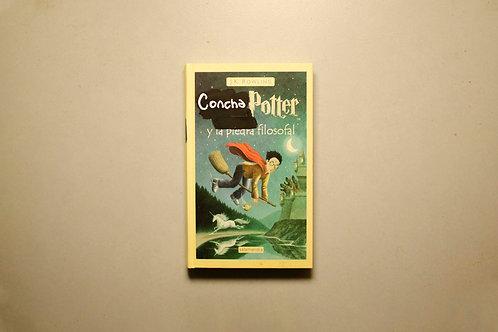 Concha Potter y la piedra filosofal