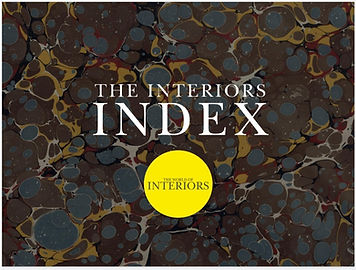 RHPRINTS INTERIORS INDEX
