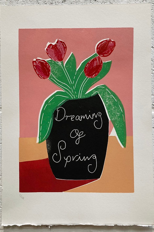 Dreaming of Spring