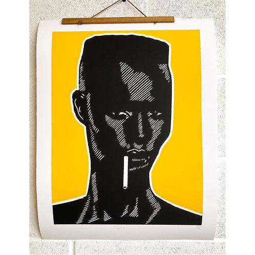 'Grace' poster print