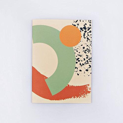 Memphis Brush Sketchbook