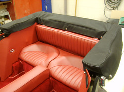 Austin Healey 3000 full interior