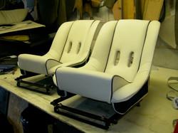 Porsche 356 Speedster seats