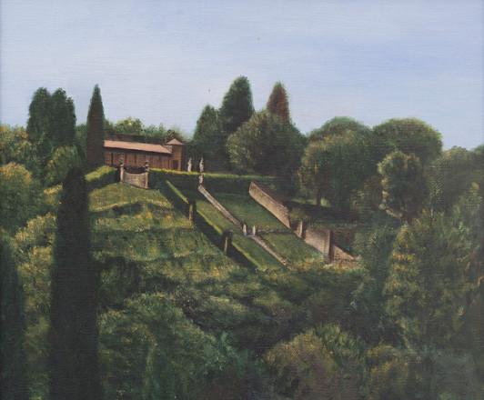 Giardino Bardini •