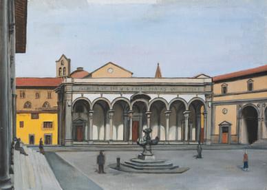 Piazza SS Anunziata