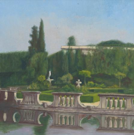 Isolotto Giardino di Boboli
