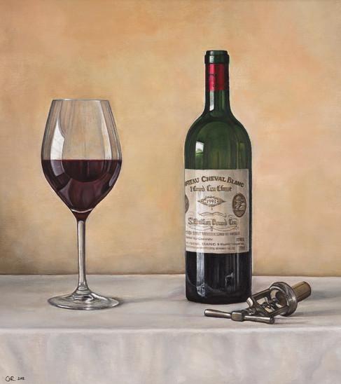 Chateau Cheval Blanc •