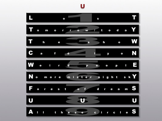 "About the Songs on ""U"""