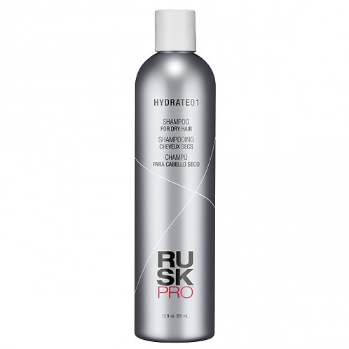 Rusk Pro Hydrate 01 Shampoo for Dry hair