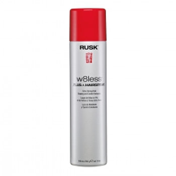 Rusk W8less Extra Strong Hold Shaping & Control Spray