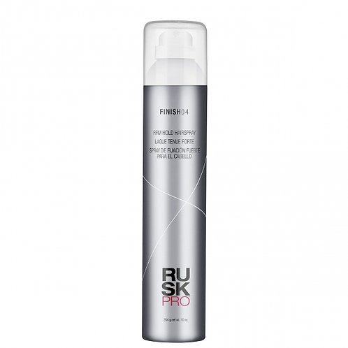 Rusk Pro Finish 04 Firm Hold Hairspray
