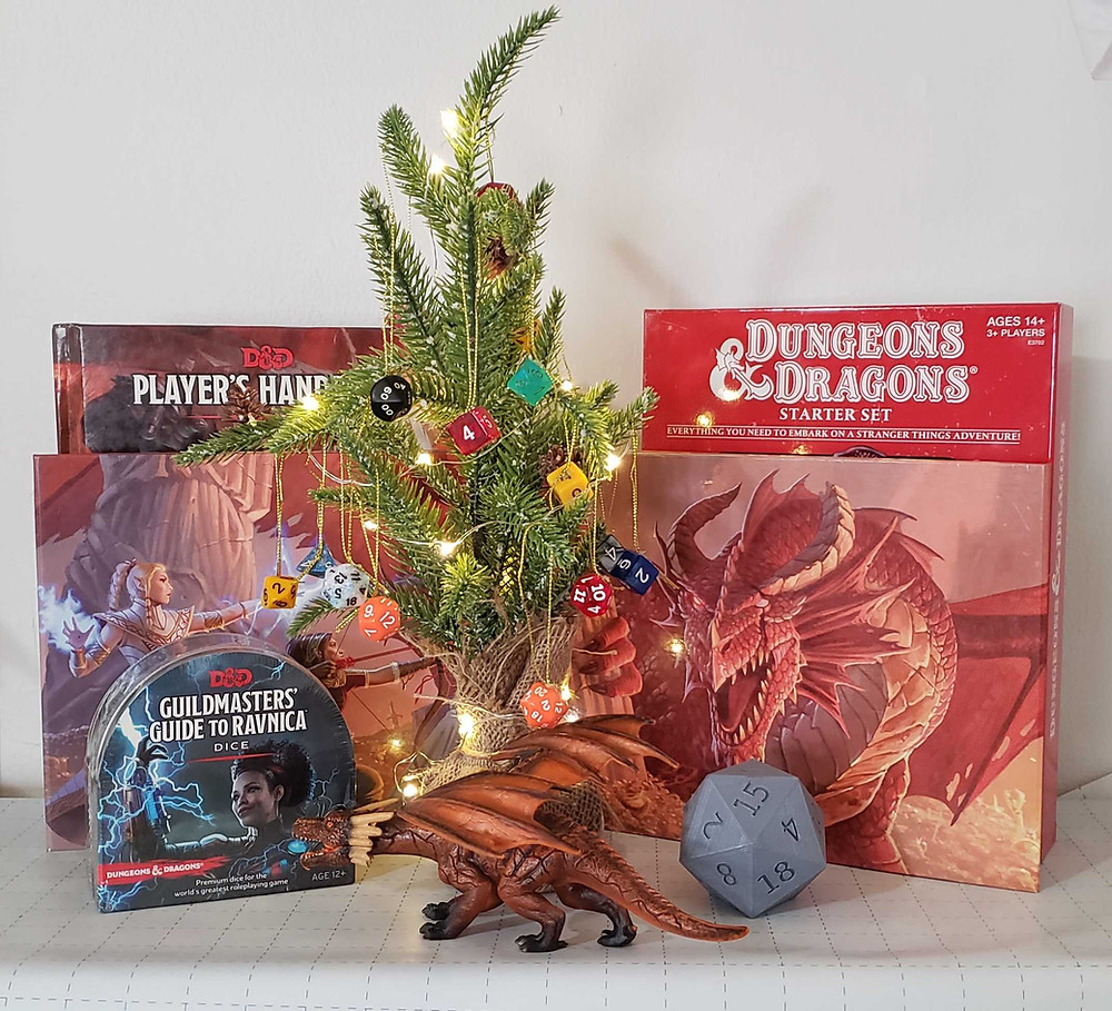 Dungeons & Dragons Christmas ideas