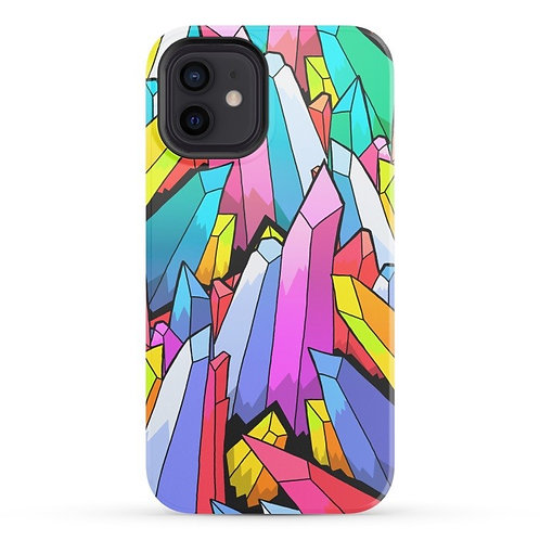 Funda ArtsCase Tough Colour Crystals For iPhone 12/ 12 Pro