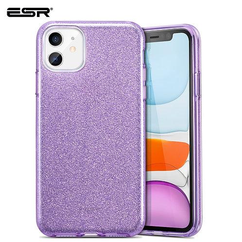 Funda ESR Makeup Glitter For iPhone 11
