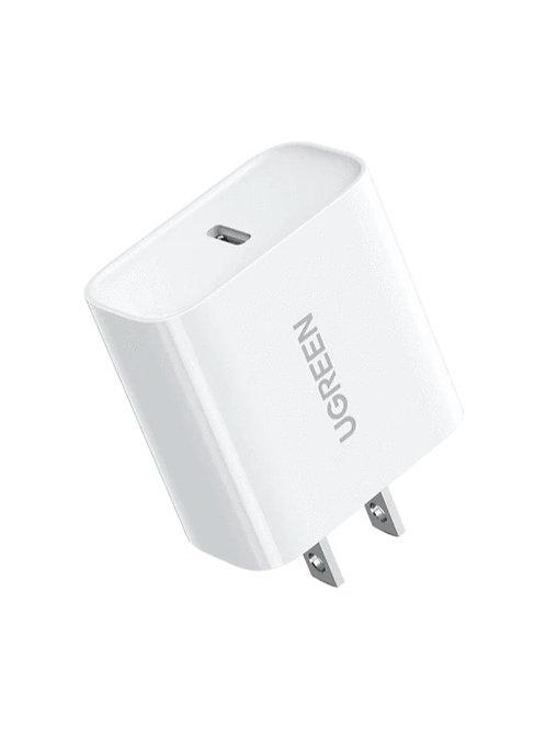 Adaptador de pared Ugreen USB C  20W