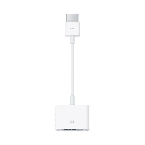 Adaptador de HDMI a DVI de Apple