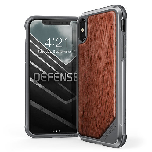 X-doria Defense Lux for iPhone X/XS