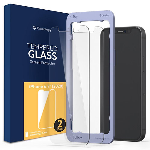 Vidrio templado Caseology For iPhone 12 Pro Max