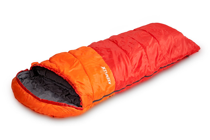 Envelope Sleeping Bag / Orange