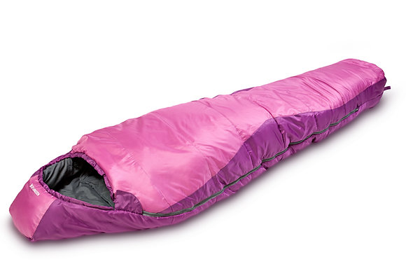 Mummy Sleeping Bag / Purple